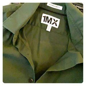 Express men's M extra slim fit 1MX shirt